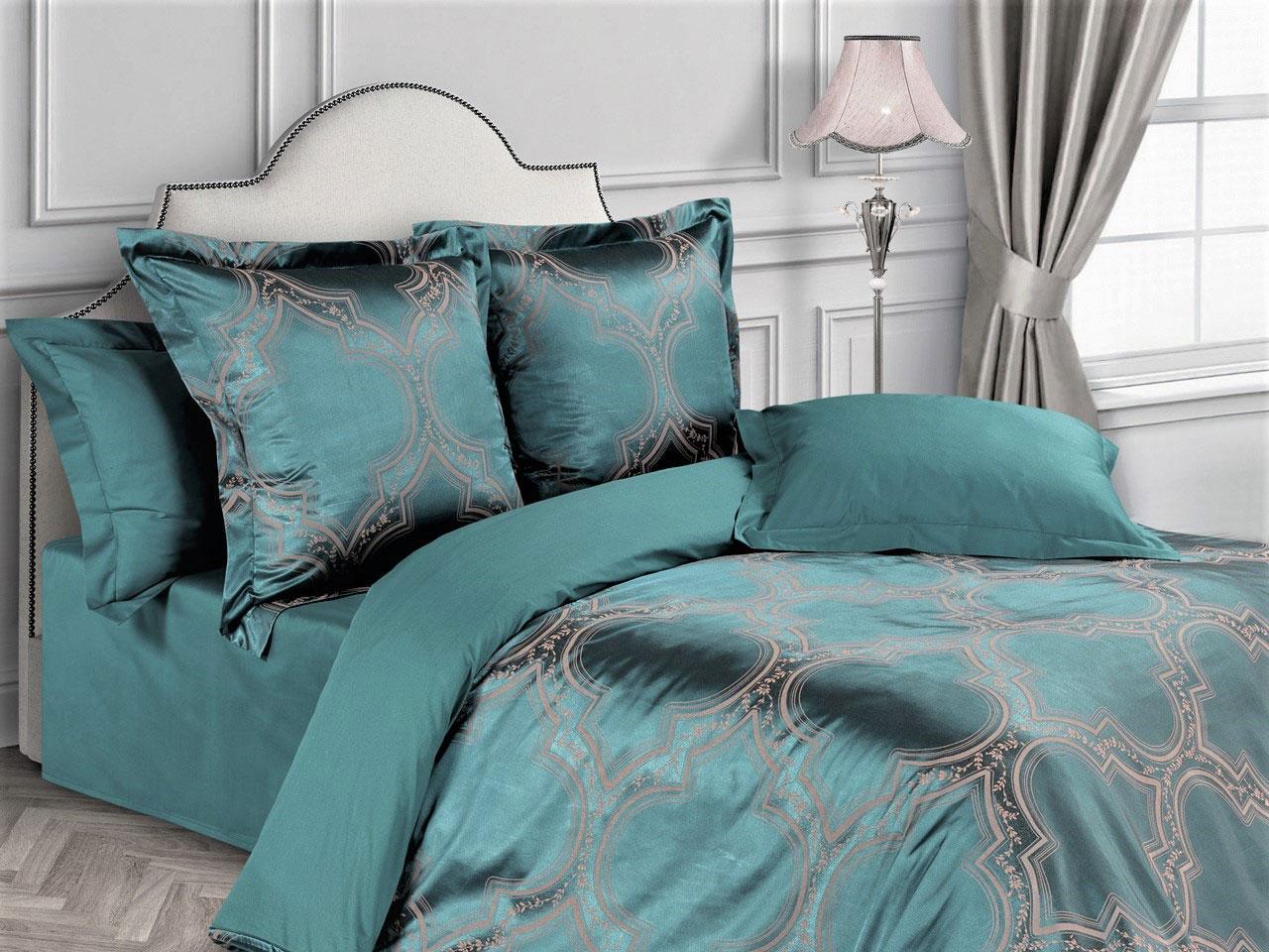 Комплект постельного белья Королевский узор