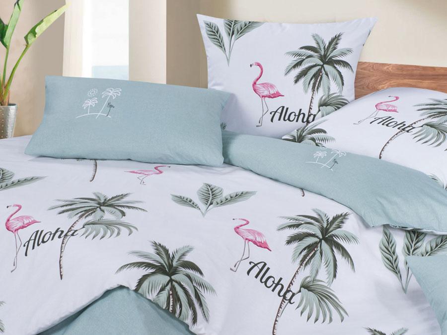 Комплект постельного белья Алоха