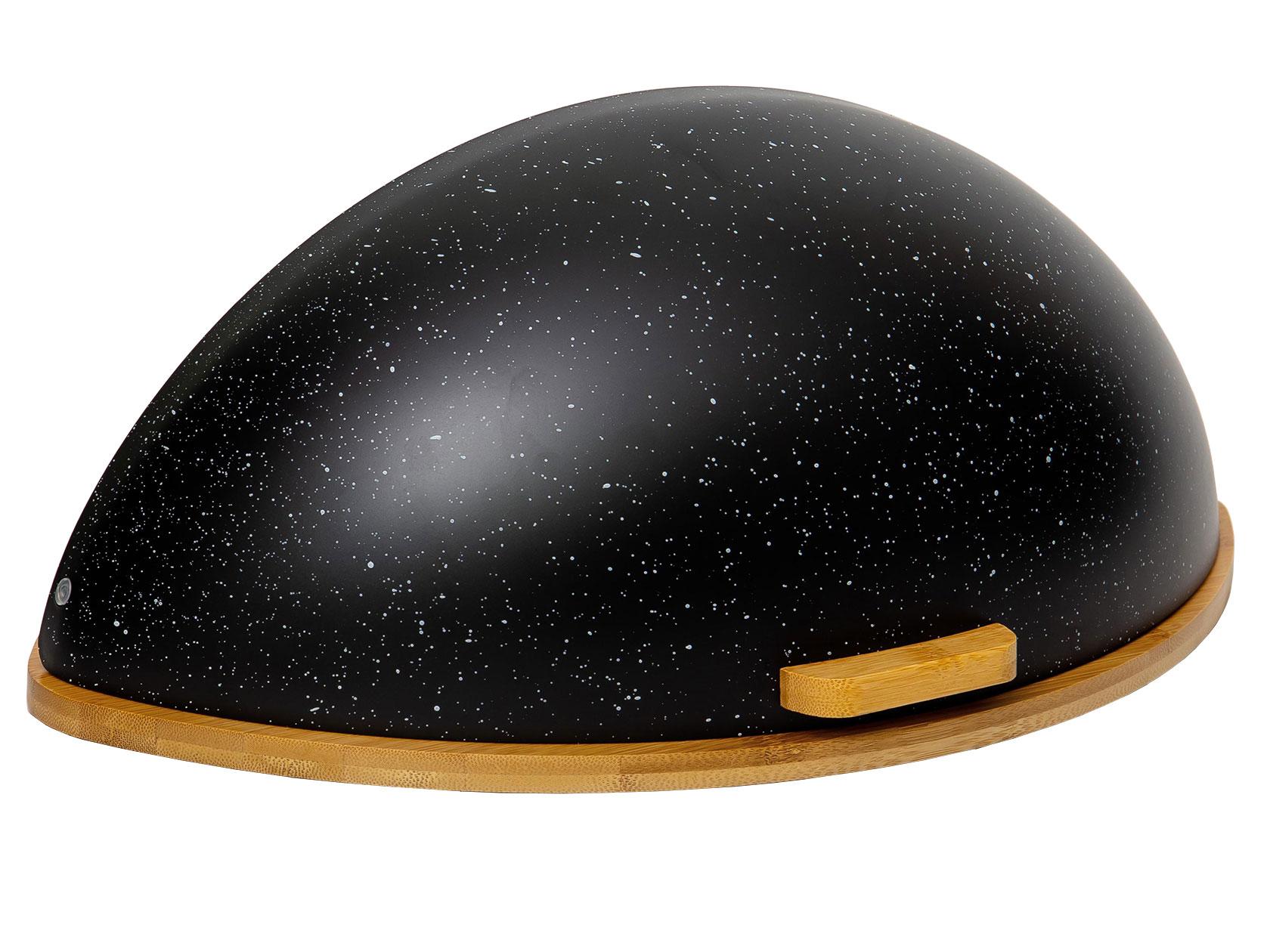 Хлебница Stardust Black