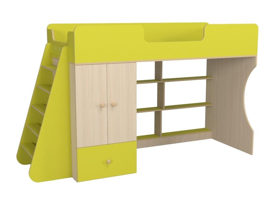Кровать-чердак Луиза
