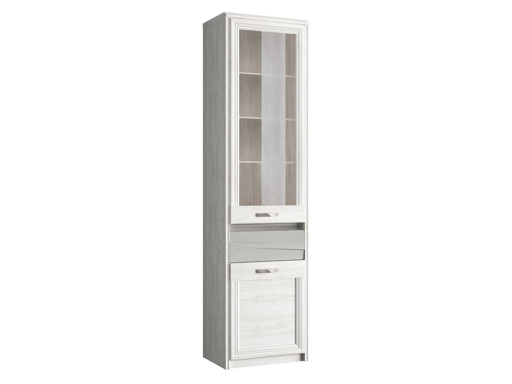Шкаф-витрина Модена Лайт