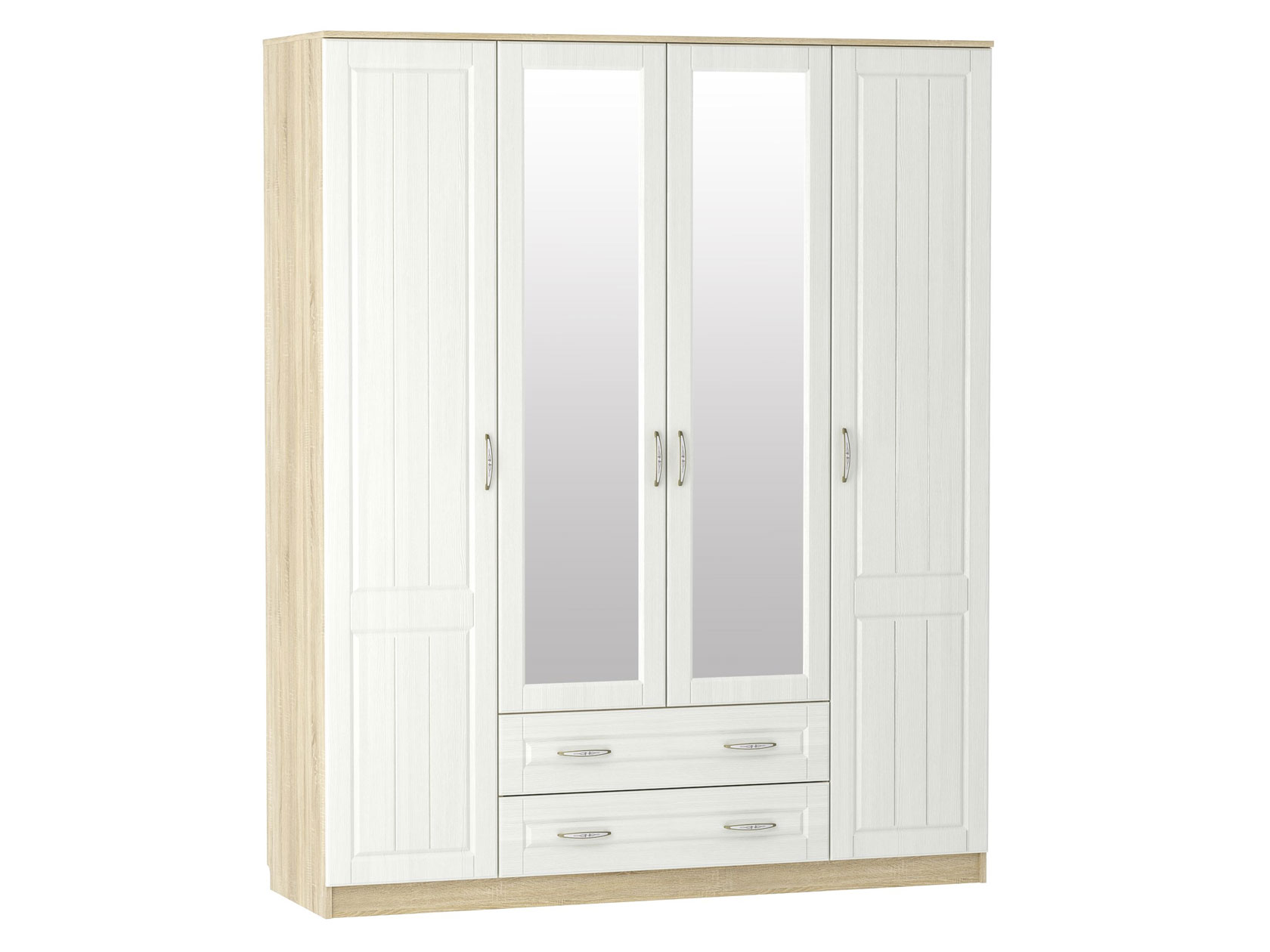 Распашной шкаф Оливия Лайт
